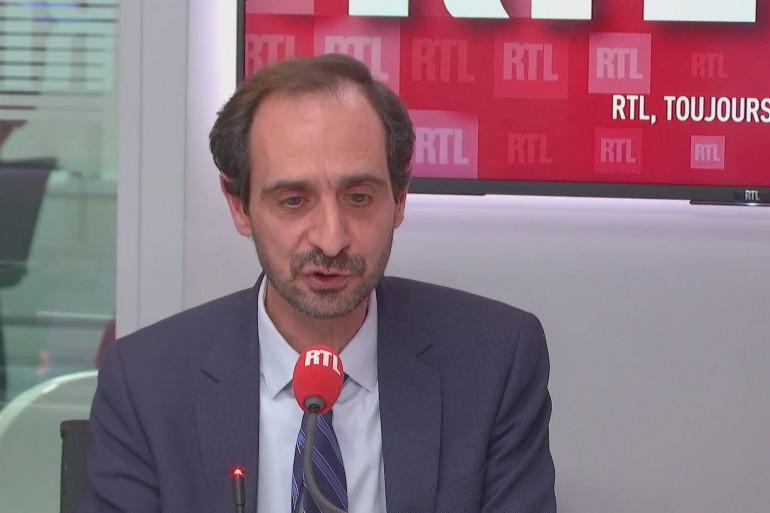 Mounir Anastas, l'Ambassadeur délégué de Palestine auprès de l'UNESCO, était l'invité de RTL Soir lundi 17 mai 2021