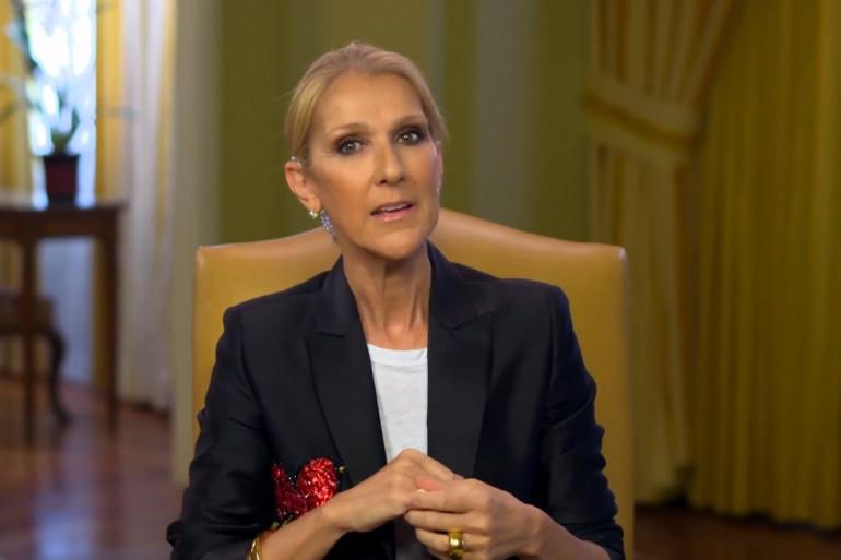 Céline Dion interviewée le 17 mai 2021