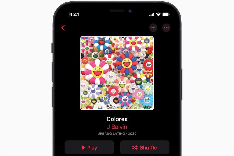 Apple met à niveau Apple Musci avec le son HiFi et Dolby Atmos sans surcoût