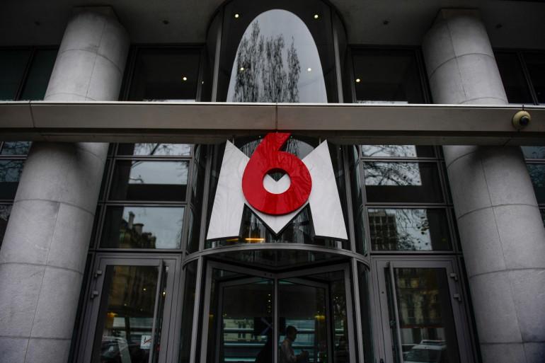 Le siège du groupe M6 à Neuilly-sur-Seine