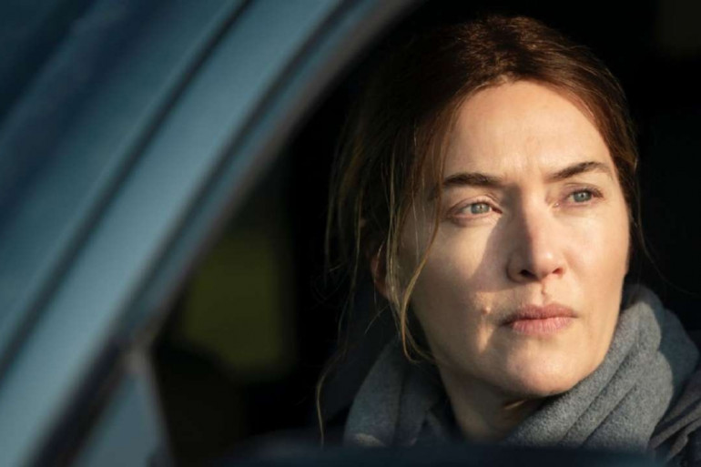 """Kate Winslet dans """"Mare of Easttown"""""""