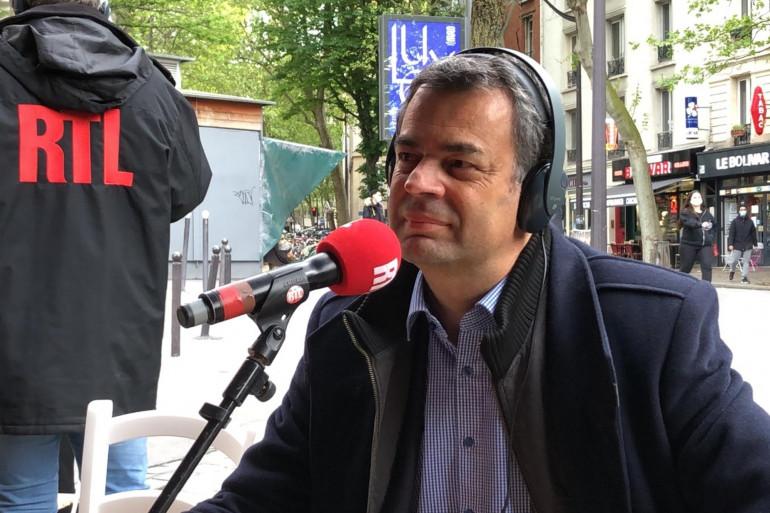 Antoine Pelissolo, psychiatre, chef de service au CHU Henri Mondor à Créteil (Val de Marne)