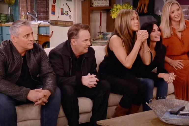 """""""Friends : The Reunion"""" sera diffusé le 27 mai prochain sur HBO Max"""