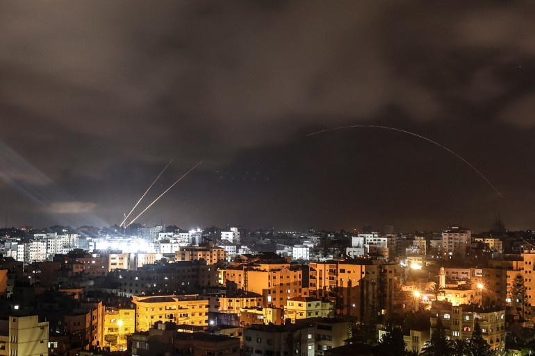 Après d'intenses tractations diplomatiques, le cessez-le-feu entre Israël et le Hamas est entré en vigueur le vendredi 21 mai 2021 dans la bande de Gaza