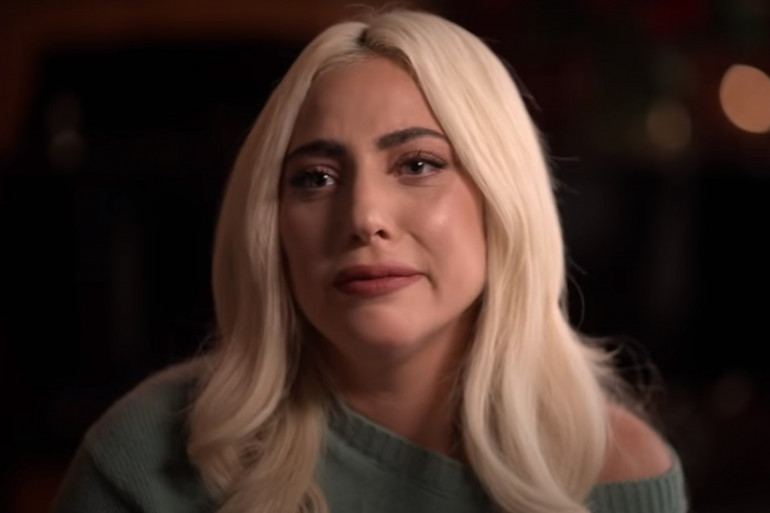 """Lady Gaga dans le premier épisode du documentaire """"The Me You Can't See"""""""