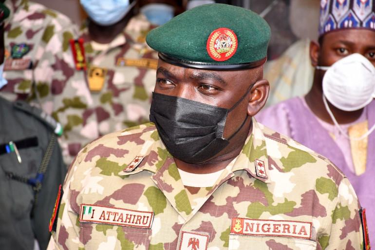 Le chef de l'armée nigériane, Ibrahim Attahiru