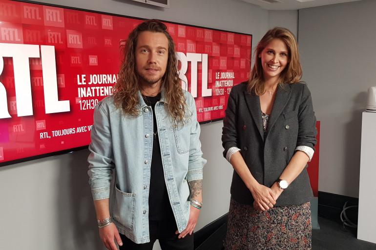 """Julien Doré dans le """"Journal Inattendu"""" le 22 mai 2021"""