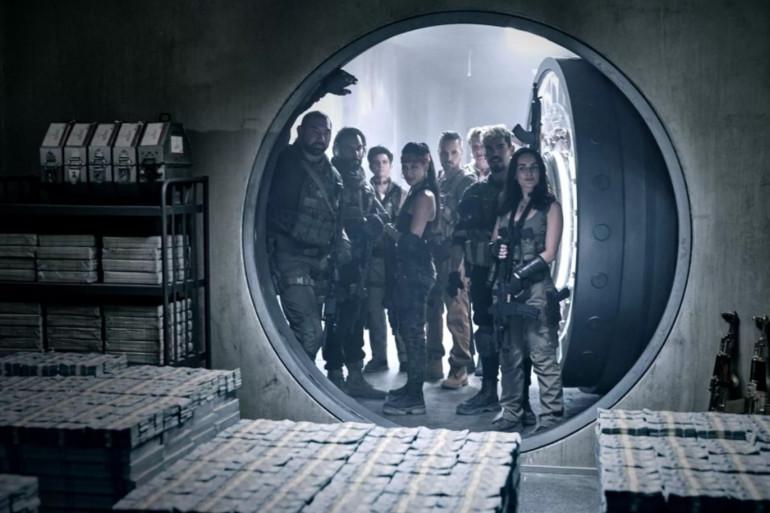 """""""Army of the Dead"""" est disponible depuis le 21 mai 2021 sur Netflix"""