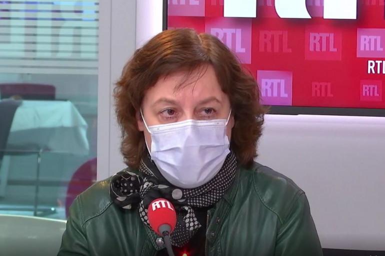 Isabelle Audo, professeure d'ophtalmologie à la Sorbonne