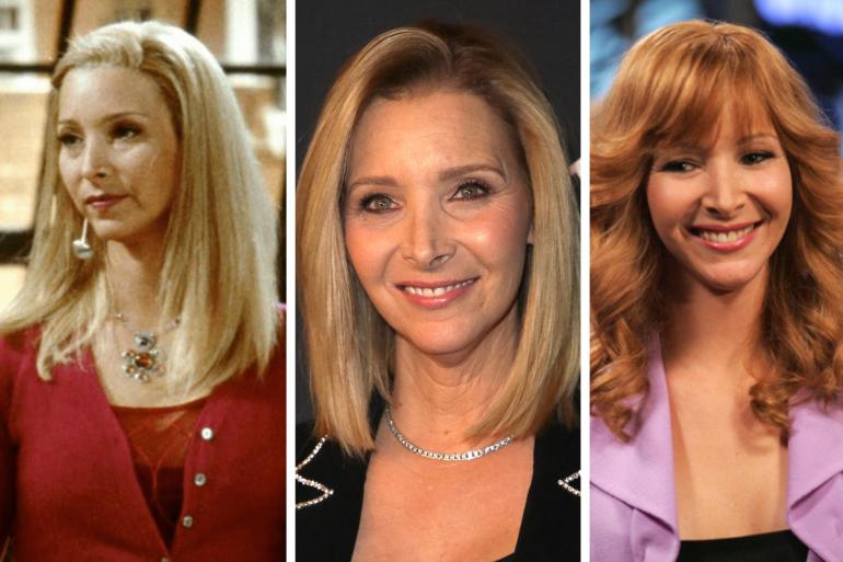 """Lisa Kudrow a eu une riche carrière depuis son rôle dans 'Friends"""""""