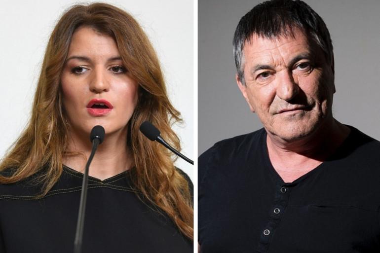 Marlène Schiappa et Jean-Marie Bigard