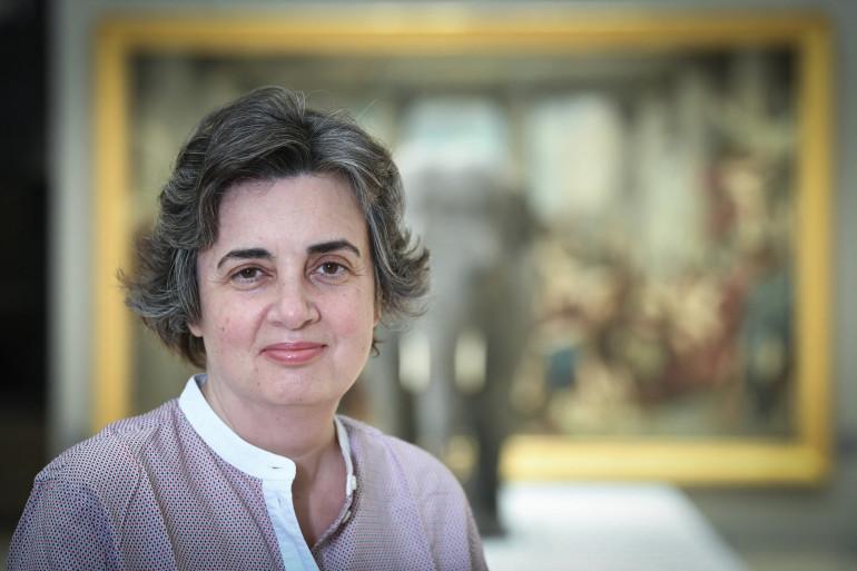 Laurence des Cars sera la nouvelle directrice du musée du Louvre le 1er septembre prochain.
