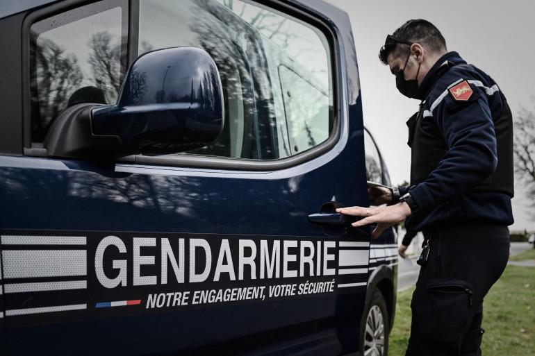 Un véhicule de gendarmerie. Photo d'illustration.