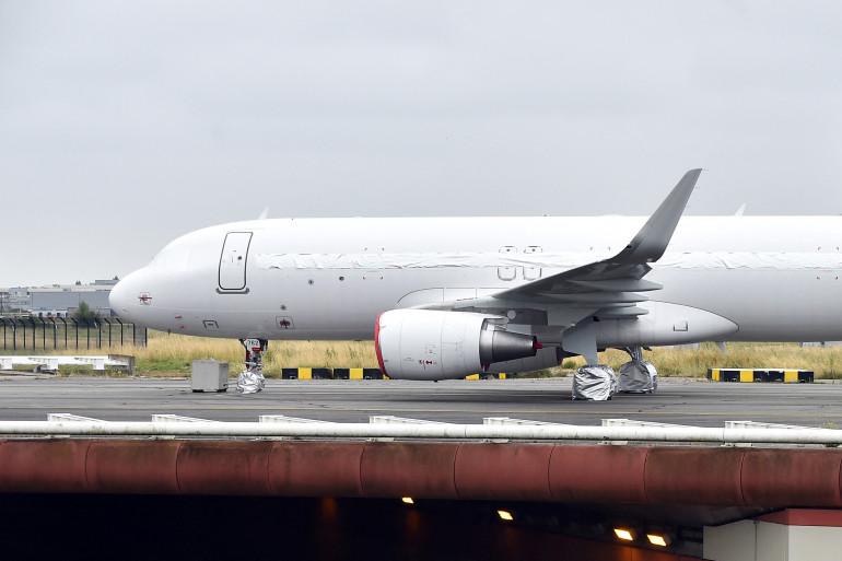 Un avion. Photo d'illustration.