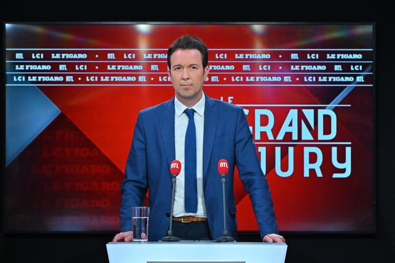 Guillaume Peltier est l'invité du Grand Jury dimanche 30 mai.