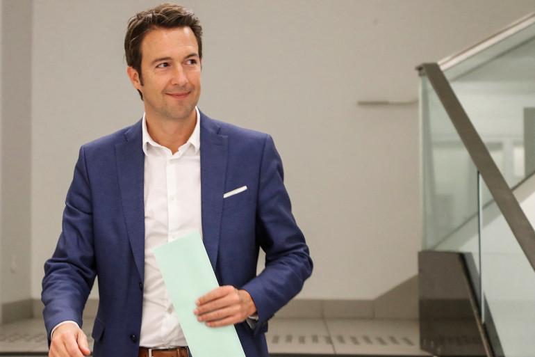 Guillaume Peltier, le 11 juin 2019