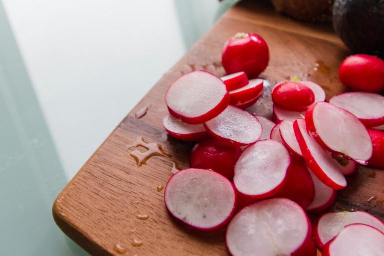 Découvrez trois manières de déguster les radis
