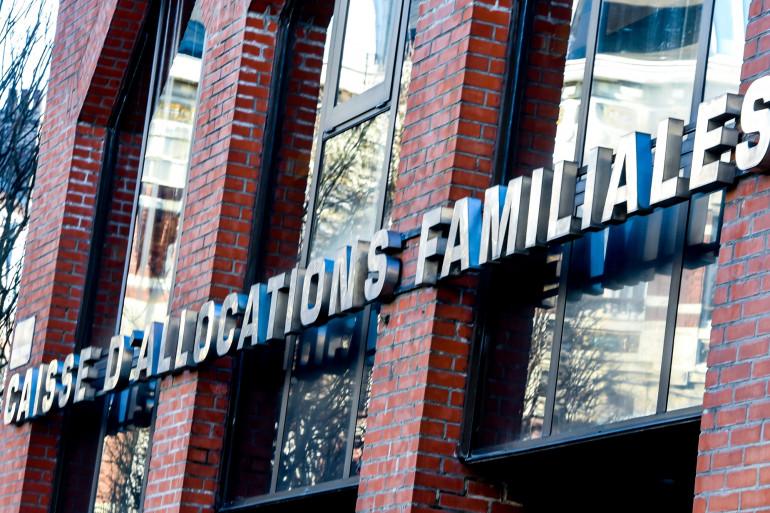 Une caisse d'allocations familiales à Lille