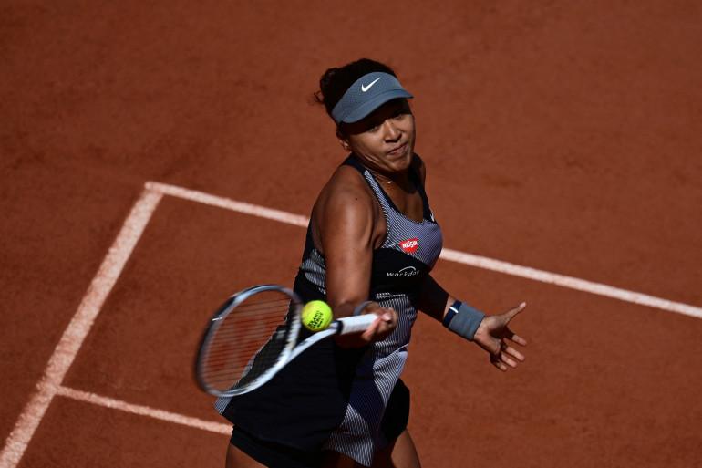 Naomi Osaka, à Roland Garros, le 30 mai 2021