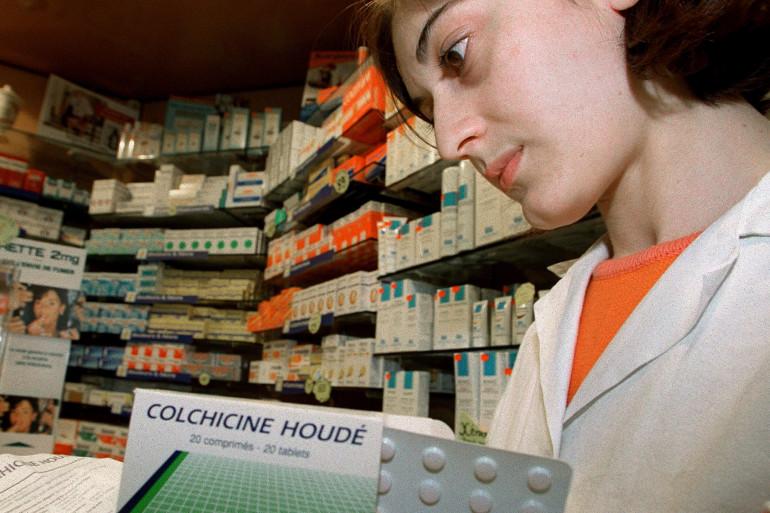 La colchicine est au départ un anti-inflammatoire utilisé contre la goutte