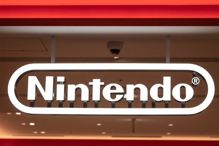Une boutique Nintendo à Tokyo (illustration)