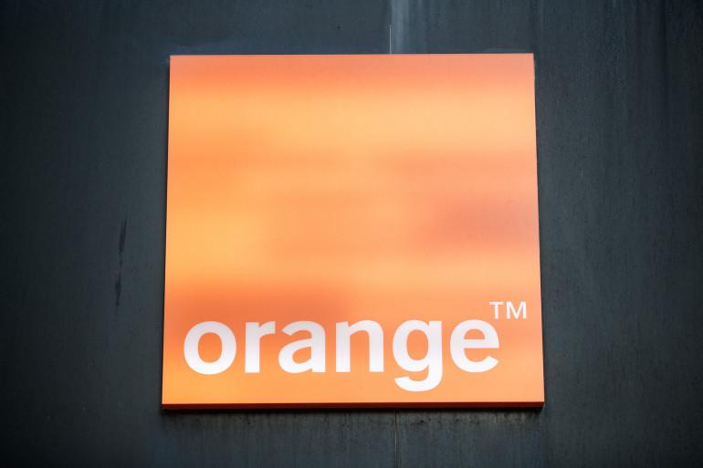 L'opérateur Orange.