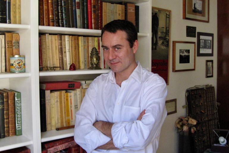 L'auteur Tristan Savin