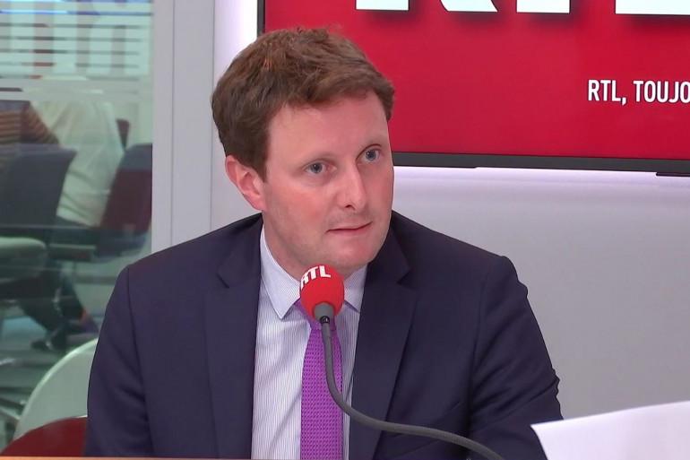 Clément Beaune, invité de RTL Soir