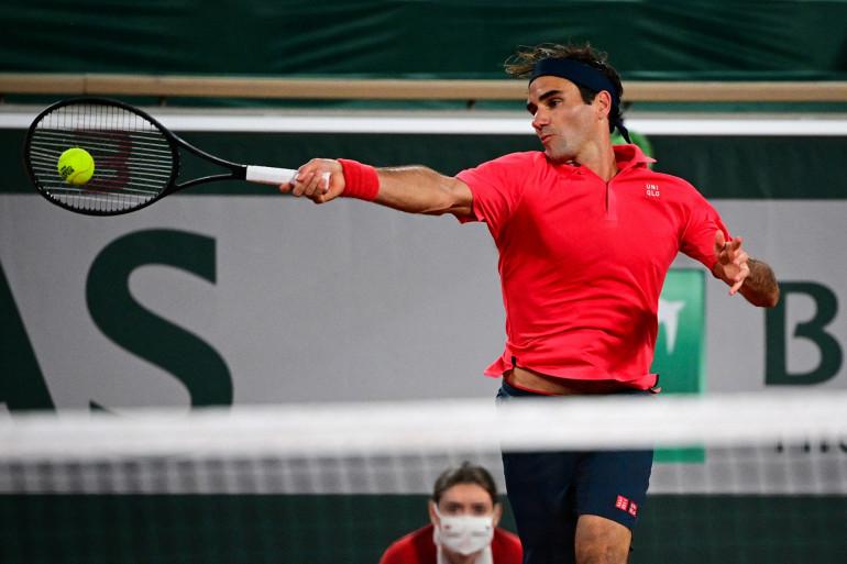 Roger Federer s'est qualifié pour les huitièmes de finale de Roland Garros dans la nuit du 5 au 6 juin en battant l'Allemand Köpfer