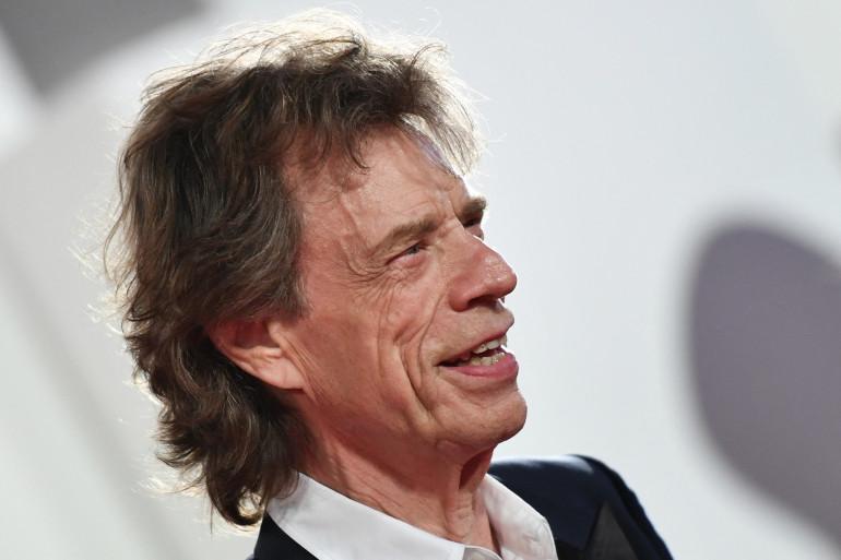 Mick Jagger le 7 septembre 2019 à Venise (illustration)