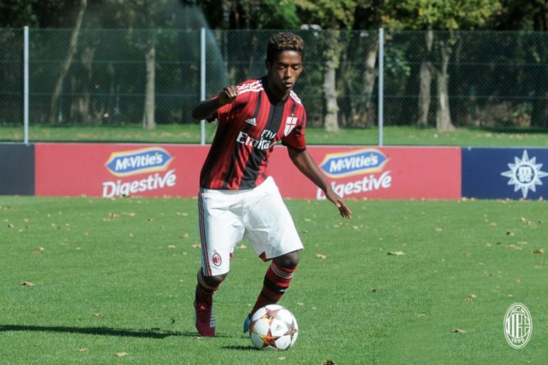 Seid Visin, ancien espoir de l'AC Milan