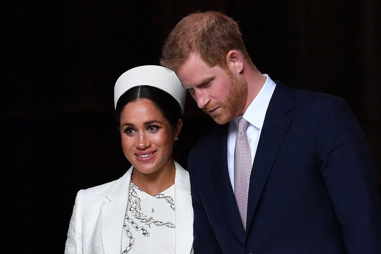 Meghan Markle et le prince Harry ont annoncé la naissance de leur fille le 6 juin 2021