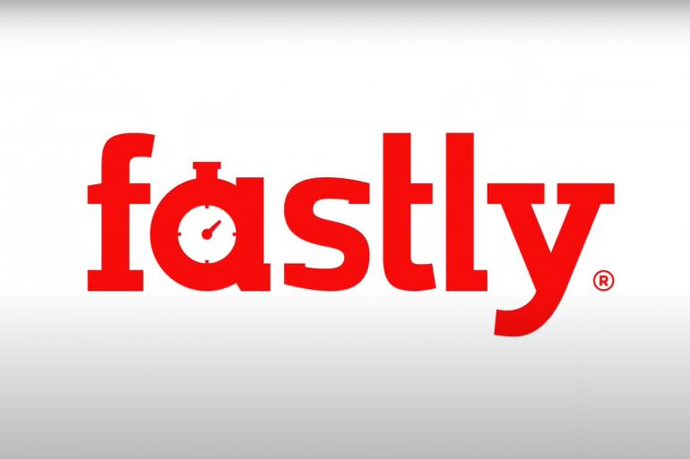 Le logo de Fastly