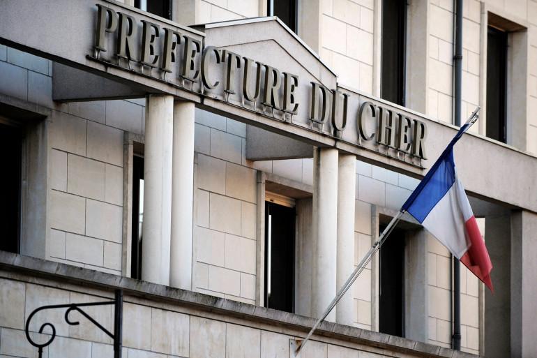 La préfecture du Cher (illustration).