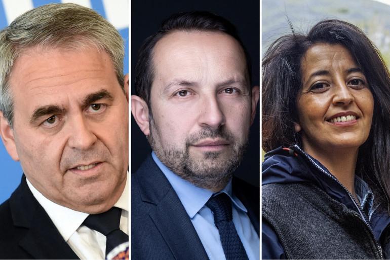 Xavier Bertrand, Sébastien Chenu et Karima Delli, en tête dans les sondage dans les Hauts de France