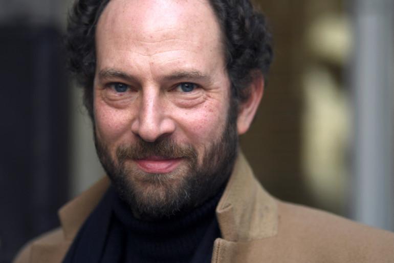 L'écrivain Olivier Guez