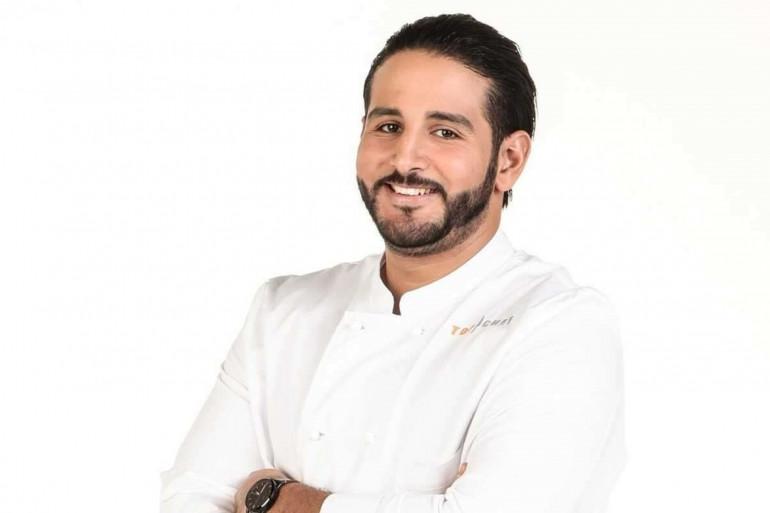 Mohamed Cheikh, gagnant de la saison 12 de Top Chef