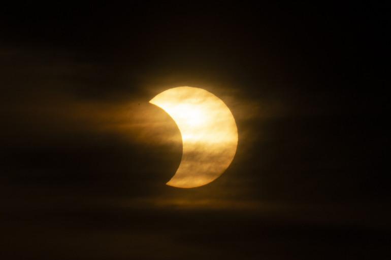 Les États du nord-est des États-Unis verront un lever de soleil éclipsé rare