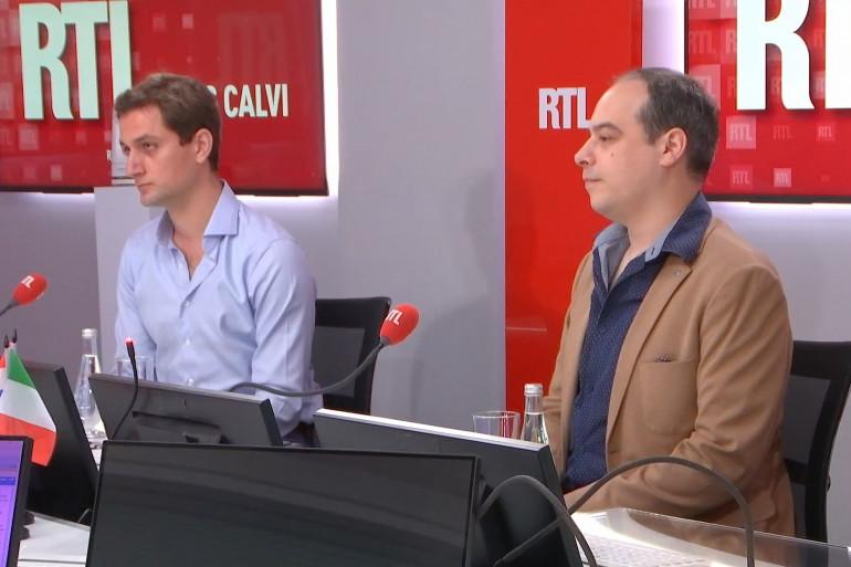 Jérémie Fontanieu et David Benoit
