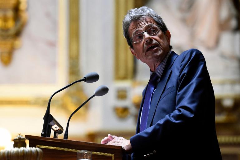 Alain Milon, sénateur Les Républicains (LR) du Vaucluse