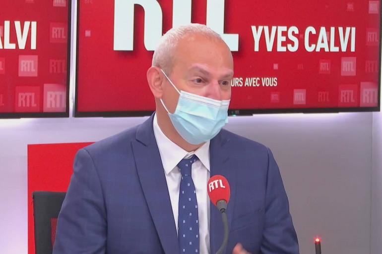 Jérôme Salomon est l'invité de Benjamin Sportouch