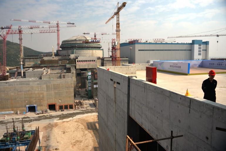 La centrale nucléaire chinoise de Taishan (image d'illustration).