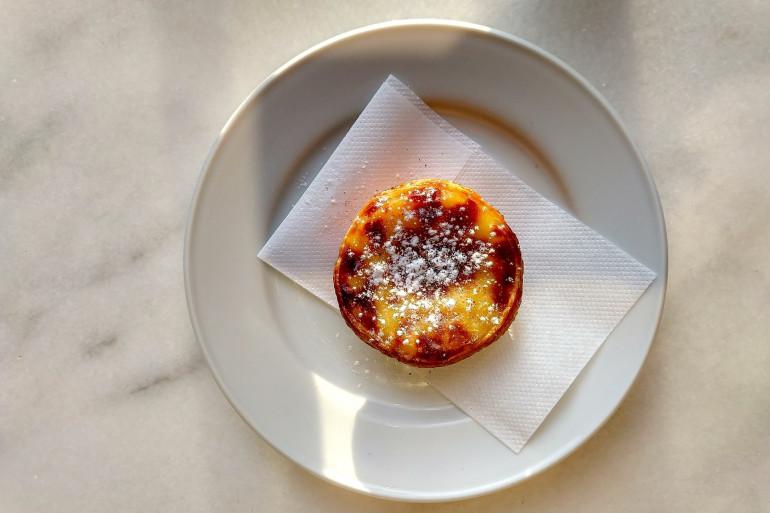 Les pastéis de nata sont la pâtisserie portugaise par exellence