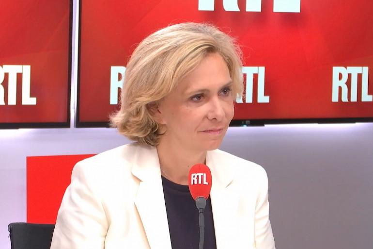 Valérie Pécresse au micro de RTL le 16 juin 2021