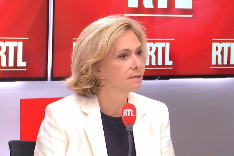 Valérie Pécresse a réagi au futur stationnement dans la ville de Paris pour 2022