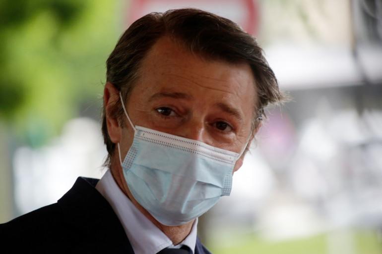 François Baroin, le 4 juin 2021