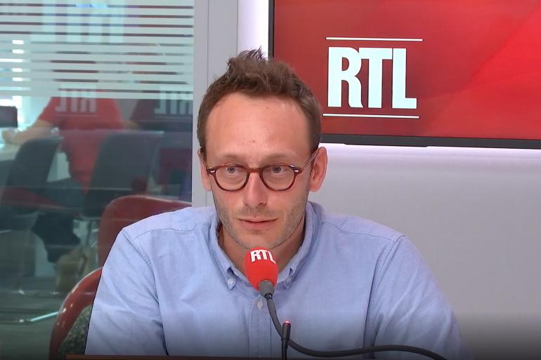Adrien Aumont, cofondateur Midnight Trains, était l'invité de RTL mercredi 16 juin 2021.