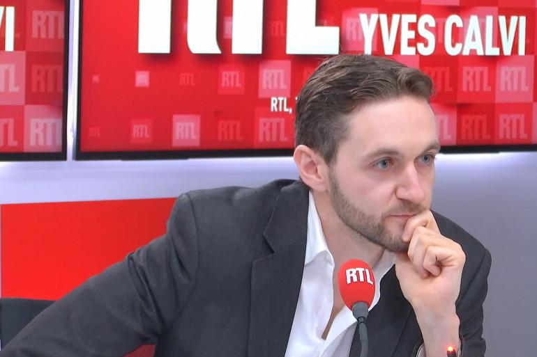 Xavier Jaravel était l'invité de RTL.