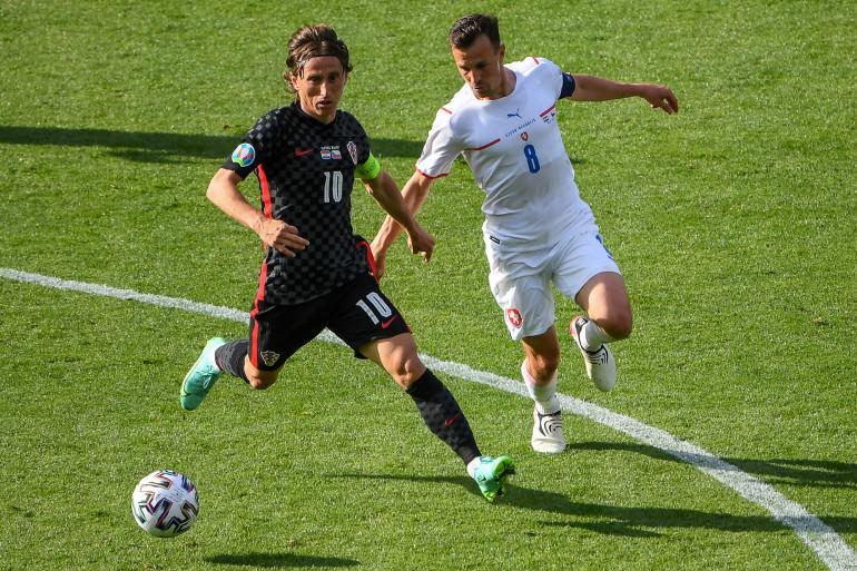 La Croatie et la République Tchèque ont fait match nul (1-1) vendredi 17 juin à l'Euro 2021.
