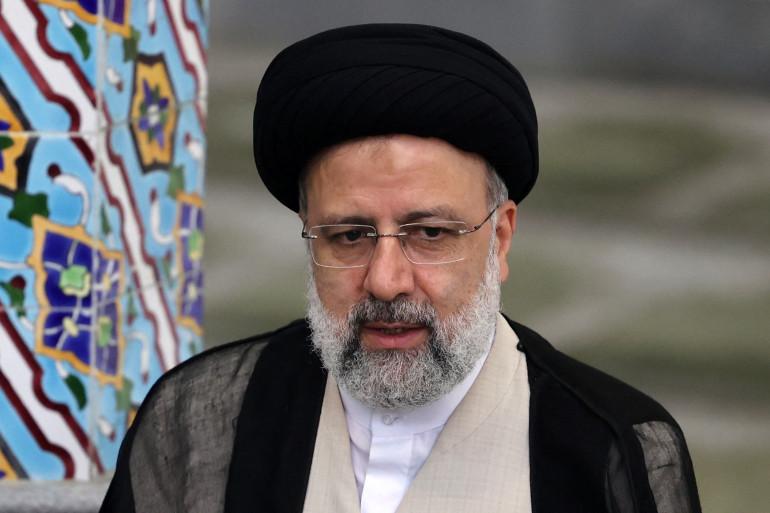Ebrahim Raïssi a été élu à la présidence de l'Iran le 19 juin 2021